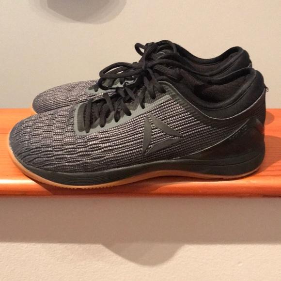 Reebok Shoes | Crossfit Nano 8 Blackgum